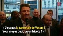« Benjamin Griveaux aurait beaucoup à apprendre de Vesoul »