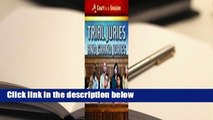 About For Books  Trial Juries and Grand Juries  For Kindle