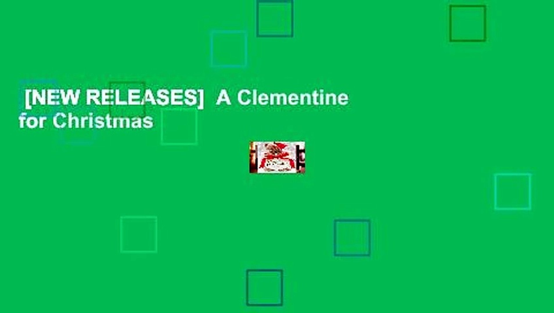 Clementine For Christmas.New Releases A Clementine For Christmas