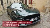 Ford Mustang Bullitt : découverte en vidéo