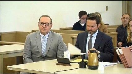 Ritirate le accuse di molestie per Kevin Spacey