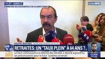 """Réforme des retraites: Philippe Martinez dénonce un système avec """"beaucoup d'enfumage"""""""