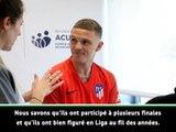 """Atlético - Trippier : """"Impatient de travailler avec Simeone"""""""