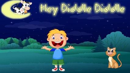 Sa - Hey diddle diddle #Canzonibambini e Musica per bambini