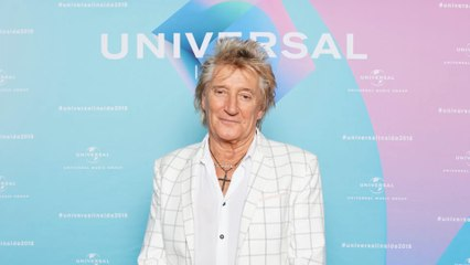 Rod Stewart offers jailed rapper A$AP Rocky his support