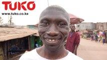 The man who was called a monkey | Tuko TV