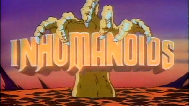 Inhumanoids S01E01 The Evil That Lies Within Part 1
