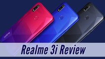 Realme 3i Review: The perfect budget smartphone for you