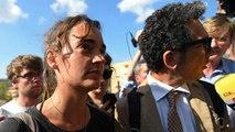 Italie : la capitaine du Sea-Watch 3 de nouveau entendue par la justice