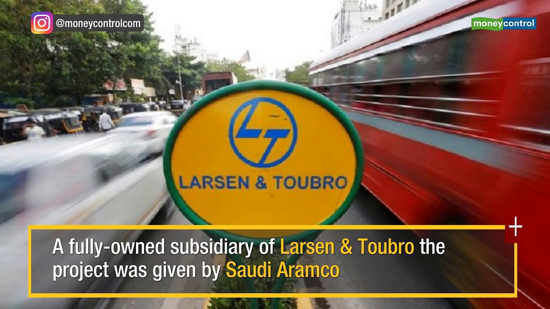 L&T Hydrocarbon Engineering bags over Rs 7,000 crore order from Saudi Aramco