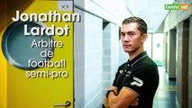 L'Avenir - Football : Jonathan Lardot - ITRV tac au tac