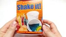 DIY - Rice Easter Egg Coloring - Shake It