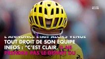 Christopher Froome : Pourquoi il ne participe pas au Tour de France cette année