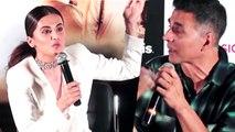 Mission Mangal Trailer Launch: Akshay Kumar Trolls Taapsee Pannu