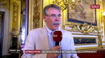 « Je pense qu'il y aura assez peu de perdants », promet le sénateur LREM Martin Lévrier