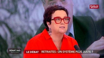 Retraites : « Nous sommes dans l'hypocrisie la plus complète », dénonce Monique Lubin (PS)