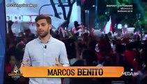 Reportaje de la Final de la Copa Libertadores entre River Plate y Boca Juniors. 'El Chiringuito'