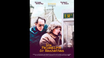 LES FAUSSAIRES DE MANHATTAN (2018) en français HD (FRENCH) Streaming