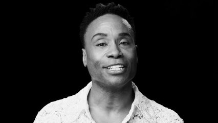 Billy Porter Gets Real About Inclusivity in Hollywood—And The Story Behind That Oscars Dress | Screen Tests