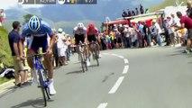Tour de France 2019 - Calmejane repris, Clarke à l'attaque