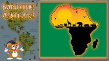IMPARIAMO L'INGLESE: Bandiere Africa in inglese