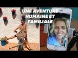 Sylvie Tellier réalise une étape du Tour de France, voici comment elle s'est préparée