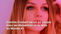 Camille Froment (LMvsMonde4) : soupçonnée d'être en couple avec Julien Guirado sur le tournage