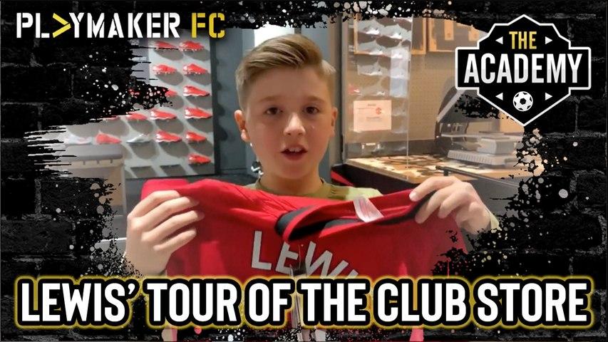 The Academy | Alexis Sanchez trolled by Man Utd's club shop