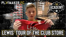 The Academy | Alexis Sanchez trolled by Man Utd's club shop