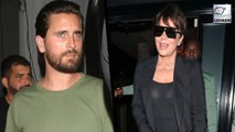 Kris Jenner's Helping Scott Disick Calm His Nerves Before His Show's Debut