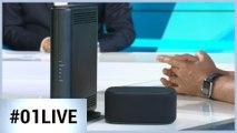 Nouvelle Box 8 SFR : Wi-Fi 6, enceinte connectée, Alexa...