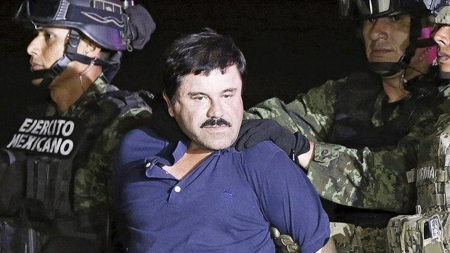 Mexican drug lord 'El Chapo' Guzman sentenced to life in prison