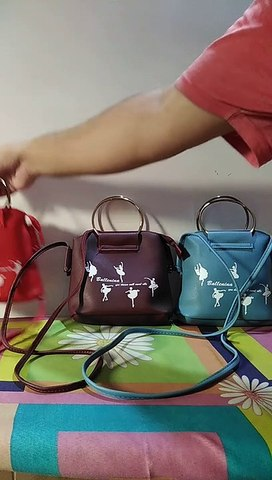 Cross Body Trendy Colors Imported Bags