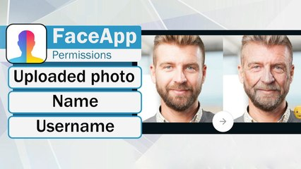 FaceApp raises privacy and security concerns