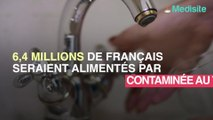 Une substance radioactive découverte dans l'eau de millions de Français
