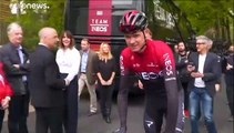 Chris Froome déclaré vainqueur de la Vuelta 2011