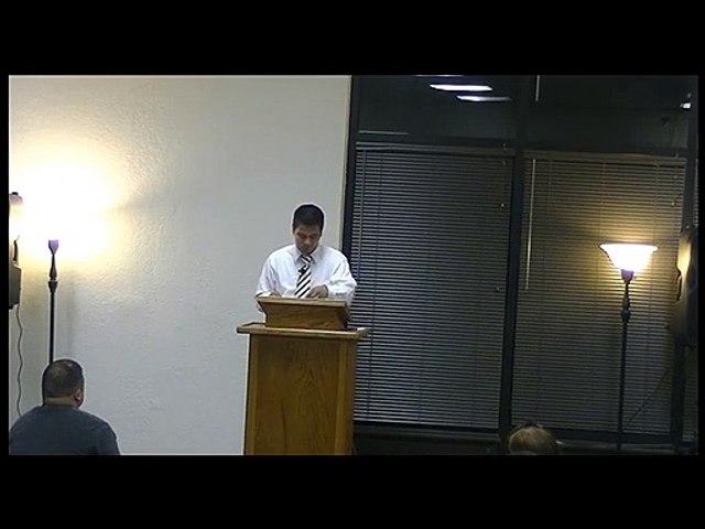 Matthew  Where's Your Treasure Pastor Roger Jimenez   Verity Baptist Church