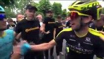Cycling - Tour de France - Simon Yates Wins Stage 12