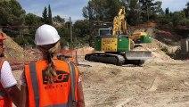 SNCF : travaux de modernisation entre Gardanne et Aix