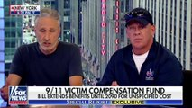 Jon Stewart Rips Into Rand Paul for Blocking 9/11 Compensation Fund