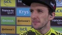 """Tour de France 2019 / Simon Yates : """"J'étais très nerveux"""""""