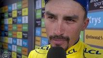 """Tour de France 2019 / Julian Alaphilippe """"Défendre le maillot avec honneur"""""""