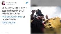 Mort d'Adama Traoré : Une marche «historique» contre les « violences policières » ce samedi