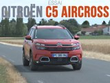 Essai Citroën C5 Aircross BlueHDI 130 EAT8 Feel (2019)