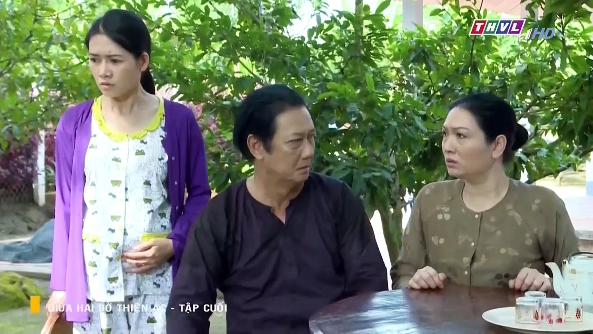 Giữa Hai Bờ Thiện Ác Tập 30 - Tập Cuối  - Ngày 18/07/2019 - Phim Giua Hai Bo Thien Ac Tap Cuoi - Phi