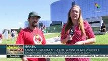teleSUR Noticias: ONU: Venezuela insiste en el diálogo