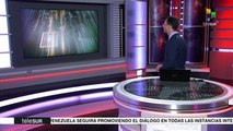 teleSUR Noticias: Gob. venezolano defiende los diálogos con oposición