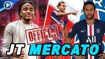 Journal du Mercato : le Paris Saint-Germain vend à tour de bras