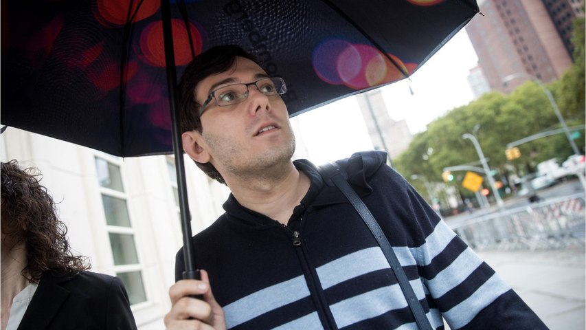 'Pharma Bro' Loses Appeal