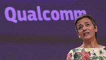 Bruxelles inflige une amende de 242 millions d'euros à Qualcomm